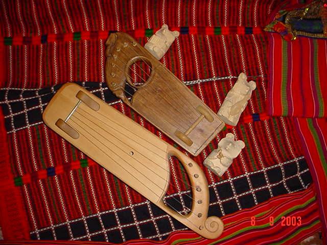 Струнные инструменты своими руками 56